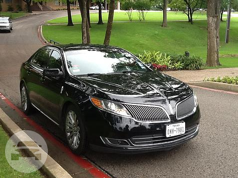 Lincoln MKS Sedan  / Grapevine, TX   / Hourly $54.00  / Airport Transfer $64.00