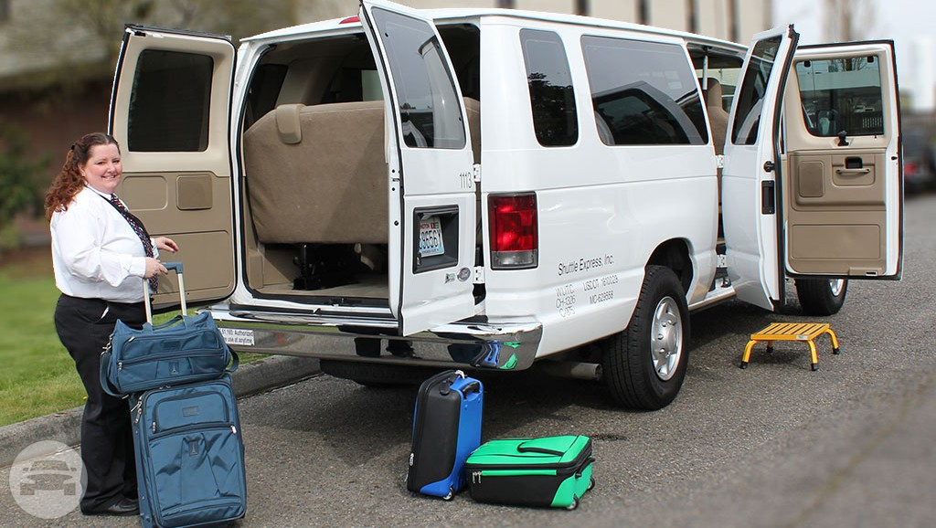 Ford Transit Van SUV  / Everett, WA   / Hourly $0.00