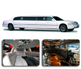 Luxury Lincoln TownCar Stretch Limo Limo  / New York, NY   / Hourly $0.00