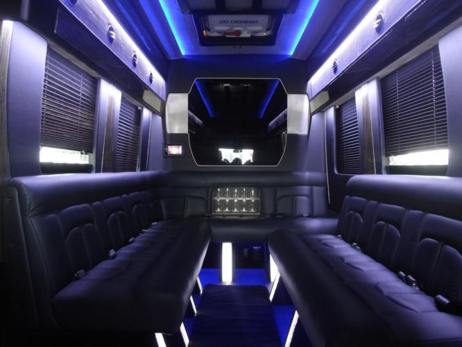 Ford Transit Executive Limo Van Party Limo Bus  / Perrysburg, OH 43551   / Hourly $0.00
