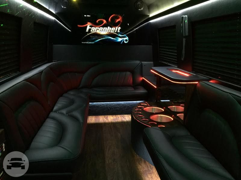 Mercedes-Benz Sprinter Limousine Van / Napa, CA   / Hourly $119.95