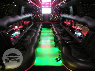 22 passenger H2 Hummer Stretch Limo  / Rocklin, CA   / Hourly $165.00