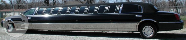 "Lincoln ""Lear Jet"" Limousine Limo  / Kansas City, MO   / Hourly $0.00"