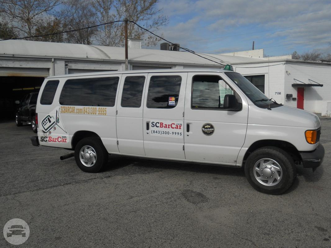 Vanna white ford e350 van van charleston sc hourly 0 00