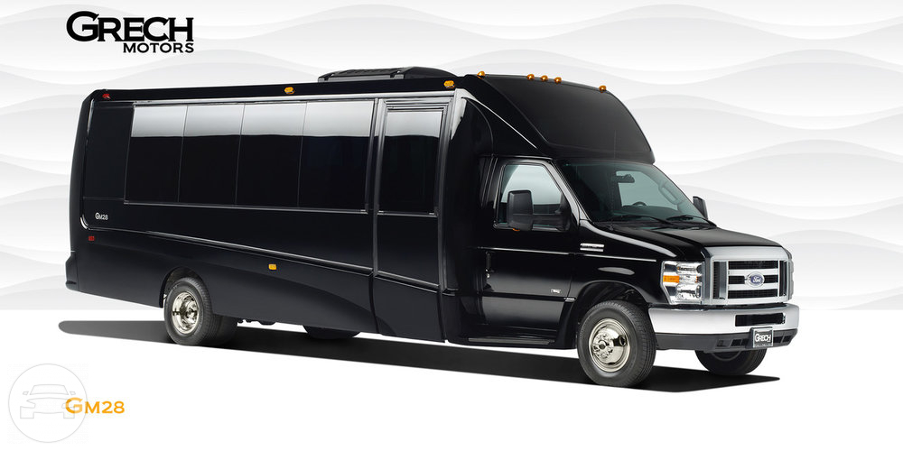 Luxury MiniBus Coach Bus  / Middleburg, FL 32068   / Hourly $0.00