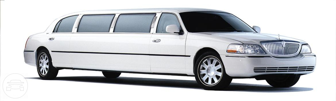 White Lincoln Stretch Town Car Limo Limo  / New York, NY   / Hourly $0.00