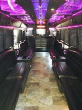 Twilight Luxury Coaches (Party Buses) Party Limo Bus  / Detroit, MI   / Hourly $0.00