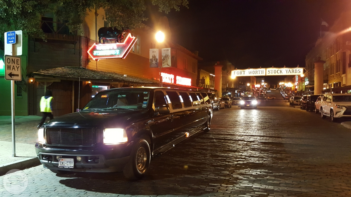 Ford Excursion Stretch Limousine Limo  / Dallas, TX   / Hourly $0.00