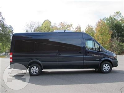 Mercedes Sprinter Limo 12 Passenger Van  / Newark, NJ   / Hourly $0.00