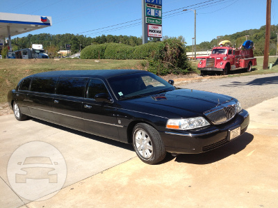 10 passenger Lincoln Towncar Limo / Athens, GA   / Hourly $0.00