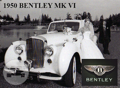 1950 Bentley MK VI Sedan / Everett, WA   / Hourly $150.00