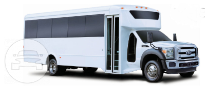 18 Passenger Luxury Limo Bus Party Limo Bus  / Raleigh, NC   / Hourly $0.00