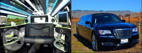 Chrysler 300 Stretch Limousine Limo  / Napa, CA   / Hourly (Other services) $85.92