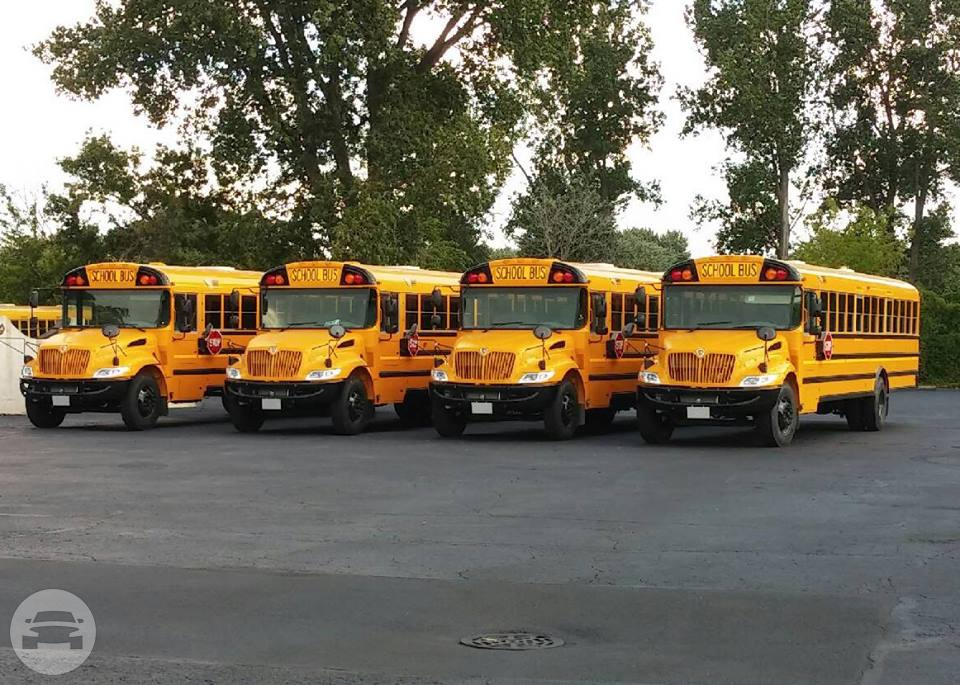 School Bus Coach Bus  / Detroit, MI   / Hourly $0.00