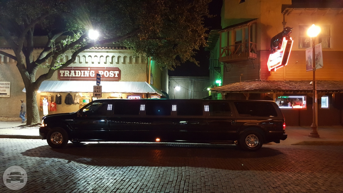 Ford Excursion Stretch Limousine Limo  / Trophy Club, TX 76262   / Hourly $0.00