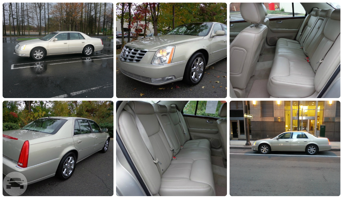 Cadillac DTS Sedan Sedan  / Princeton, NJ   / Hourly $0.00