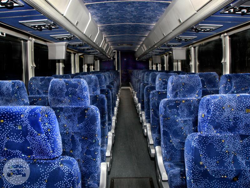 Motor Coaches | Aristocrat Limousine & Bus Company: online reservation