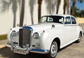 VINTAGE ROLLS ROYCE Sedan  / New Orleans, LA   / Hourly $0.00
