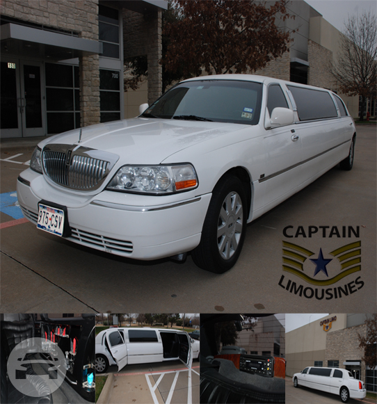Stretch Limousine- Cosmo Limo / Dallas, TX   / Hourly $119.00