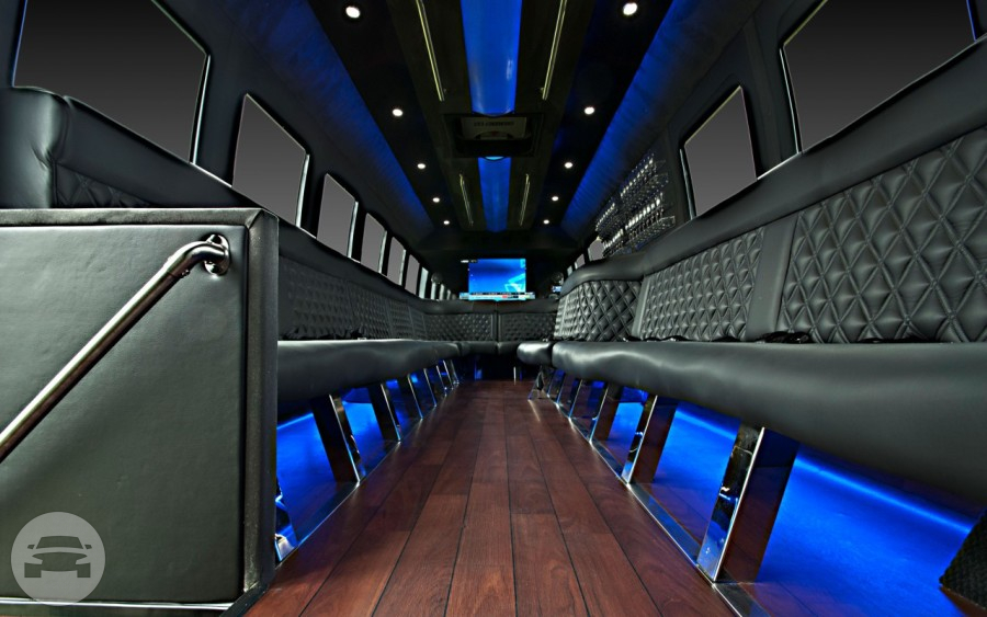 PARTY BUSES Party Limo Bus / Napa, CA   / Hourly $0.00