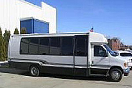 Krystal Party Bus Party Limo Bus  / Novi, MI   / Hourly $0.00