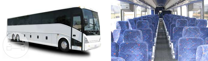 Charter Bus ( Up to 55 Passengers ) Coach Bus  / Phoenix, AZ   / Hourly $0.00