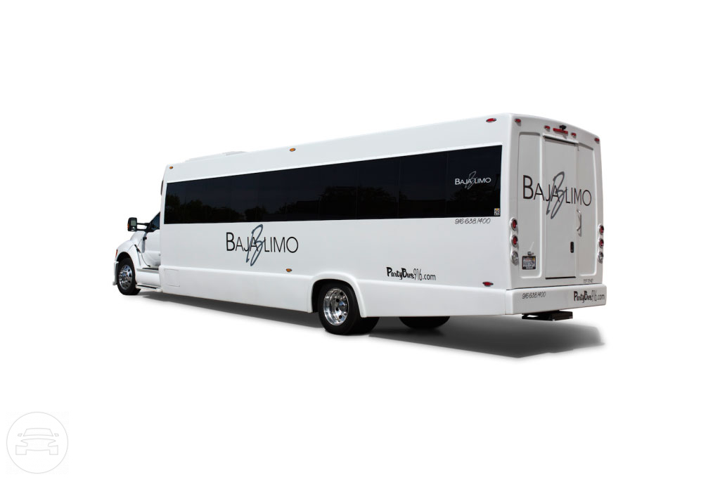 Tiffany Party Bus v.6 Party Limo Bus  / Granite Bay, CA   / Hourly $0.00