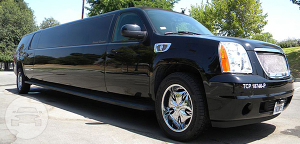 15 passenger Yukon Denali  Limo  / Grass Valley, CA   / Hourly $0.00