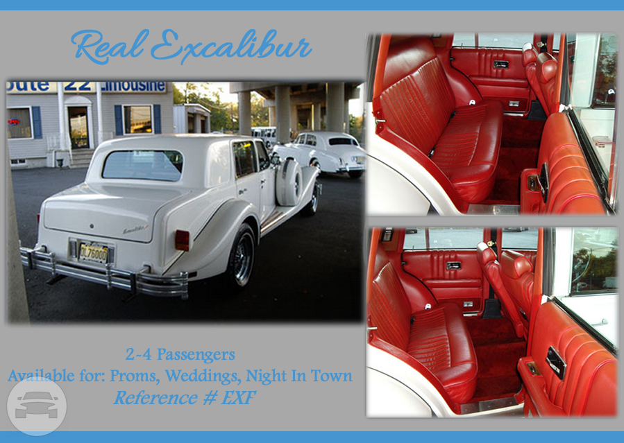 Real Excalbur Route 22 Limousine Corp Online Reservation