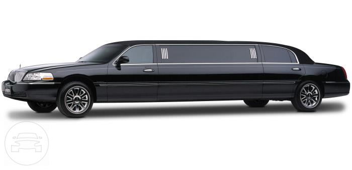10 Passengers Black Lincoln Limousine Limo / Discovery Bay, CA   / Hourly $0.00