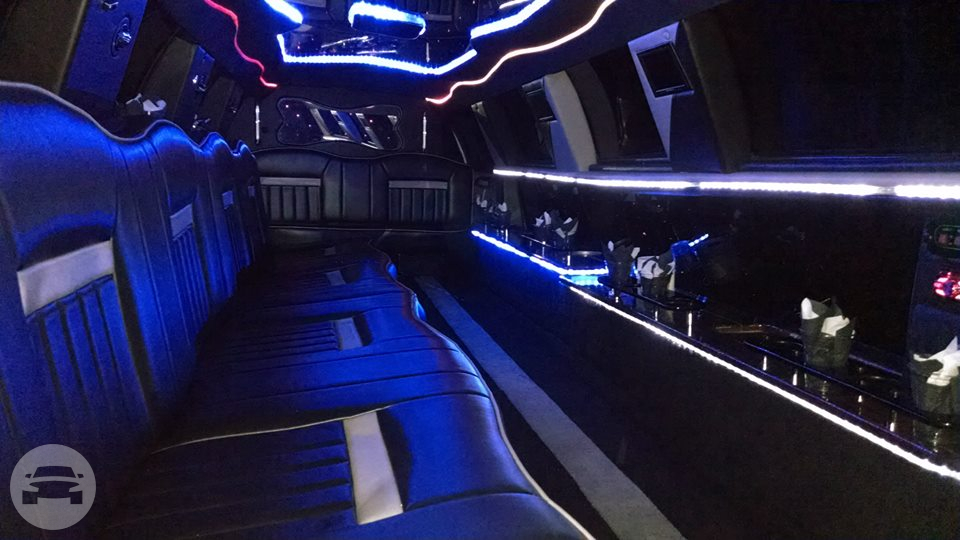 Lincoln Town Car - 12 Passenger Limo / Detroit, MI   / Hourly $0.00