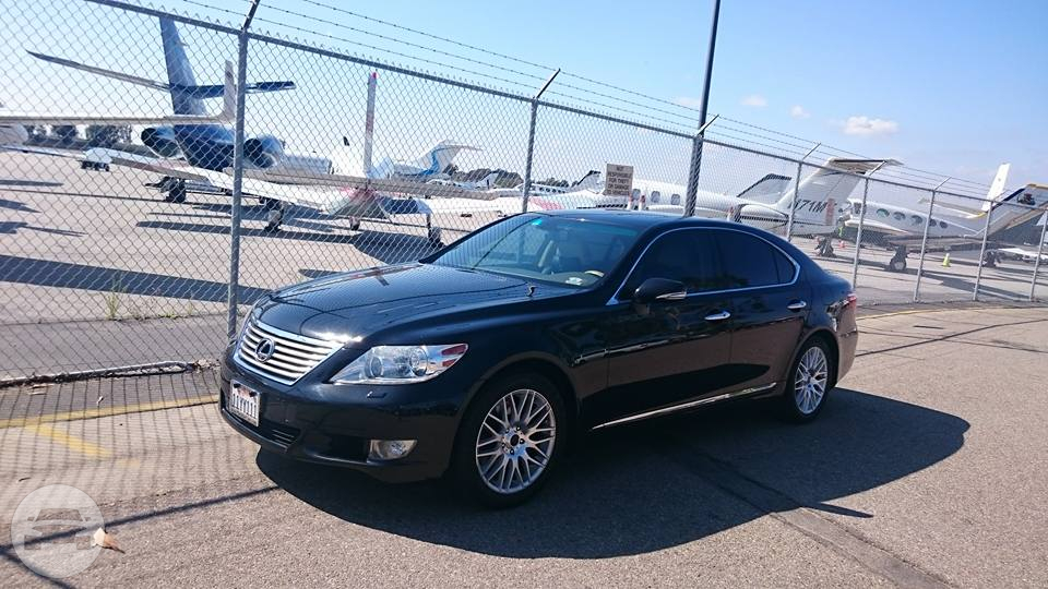 Lexus LS 460 Sedan  / Thousand Oaks, CA   / Hourly $0.00