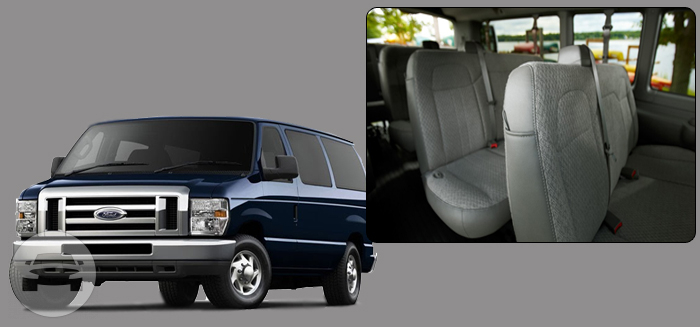 Ford Passenger Van Van / Los Angeles, CA   / Hourly $125.00