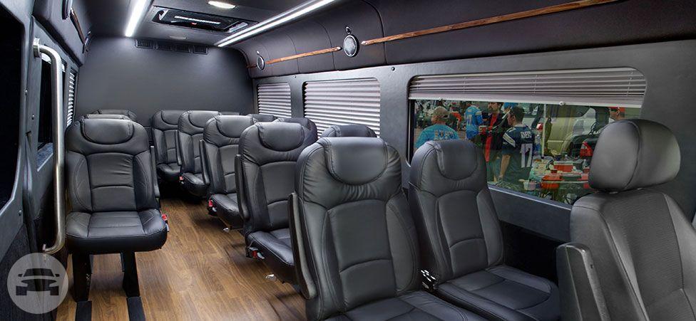 2012 Mercedes Benz 2500 Sprinter 12 passenger Diesel Van