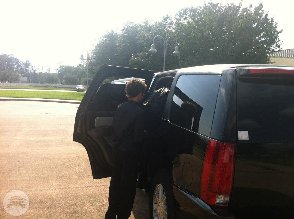 Cadillac Escalade Limousine Limo  / Stafford, TX 77477   / Hourly $0.00