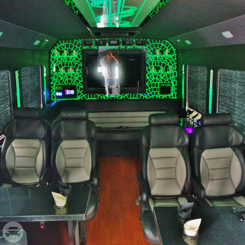 2015 Ford E450 15-Passenger Executive Limo Coach Coach Bus / Honolulu, HI   / Hourly (Other services) $295.00