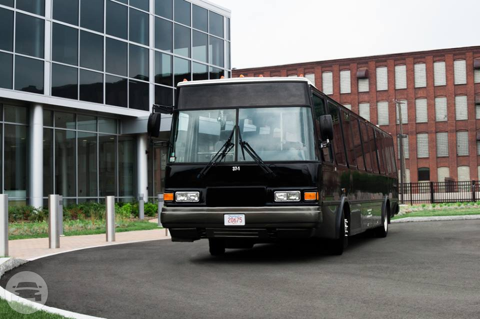 37 Passenger Coach Bus Coach Bus  / Jersey City, NJ   / Hourly $0.00