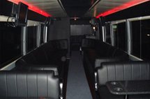 40 PASSENGER PARTY BUS CHARTER Party Limo Bus  / Edison, NJ   / Hourly $0.00