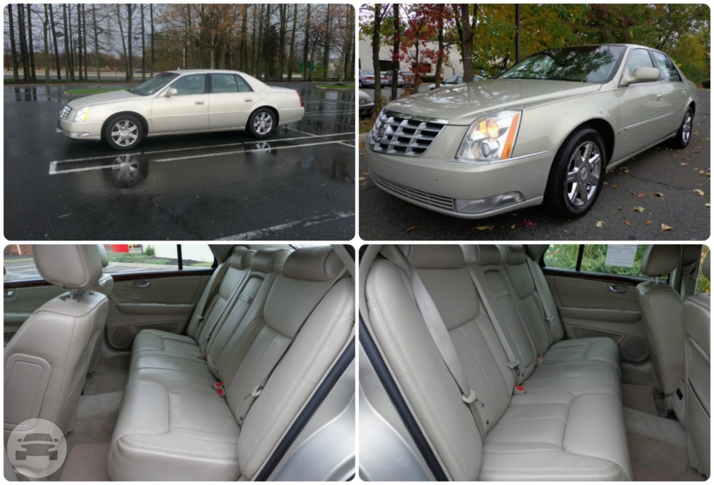 Cadillac DTS Sedan Sedan  / Newark, NJ   / Hourly $0.00