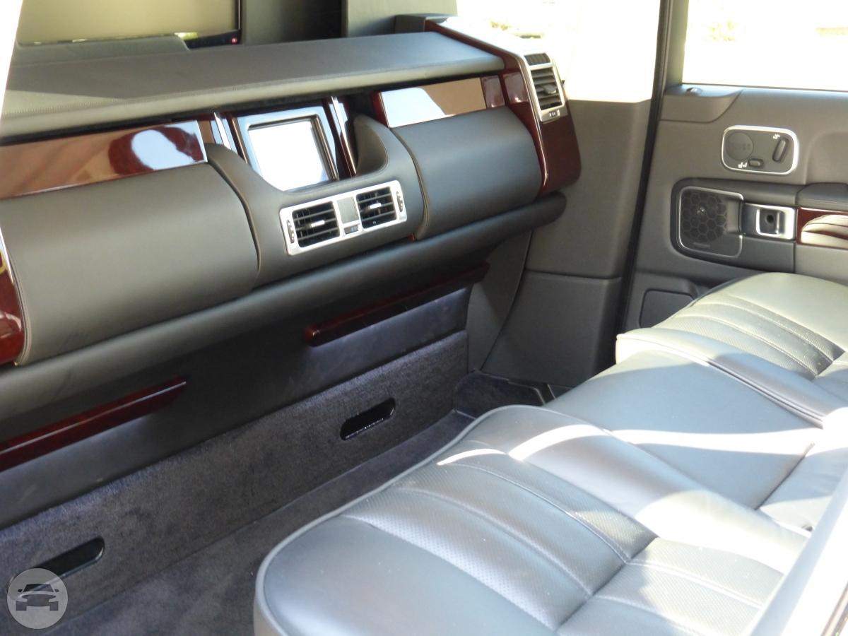 Vip Range Rover Limousine M Amp V Limousine Online Reservation