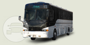 30-40 Passenger Luxury Bus Party Limo Bus / New York, NY   / Hourly $0.00