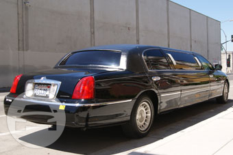 2 - 6 Passengers Black Stretch Limousine Limo  / Monterey, CA   / Hourly $0.00