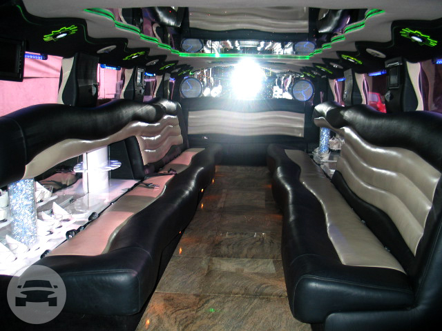 18-20 Passenger Stretch  Hummer H2 Limousines Hummer / New York, NY   / Hourly $0.00