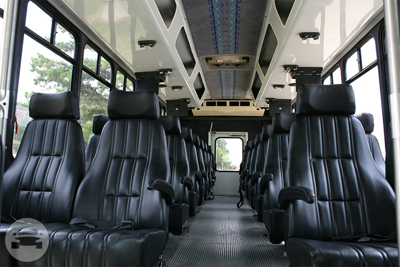 24-32 Passengers Charter Bus Coach Bus / Flower Mound, TX   / Hourly $0.00