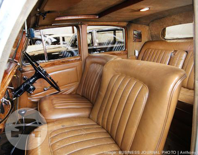 1950 Bentley MK VI Sedan / Mountlake Terrace, WA   / Hourly $150.00