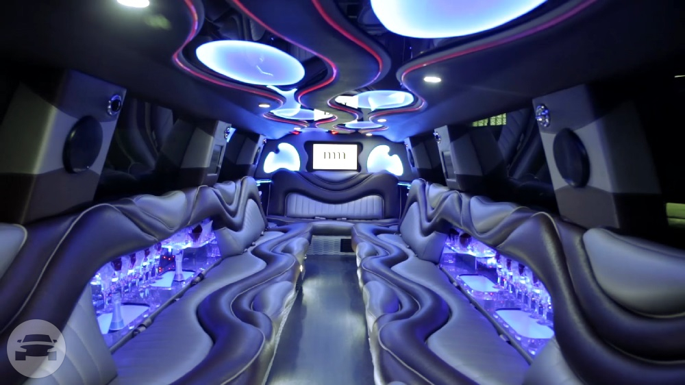 22 Passenger Cadillac Escalade Stretch Limousine Limo  / Chicago, IL   / Hourly $0.00
