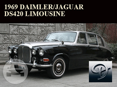 1969 Daimler/Jaguar Limousine Sedan  / Everett, WA   / Hourly $150.00
