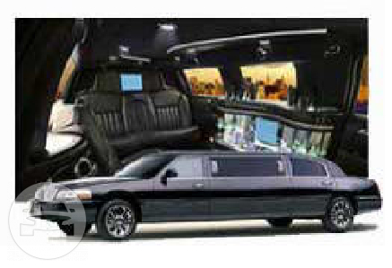 6 Passenger Lincoln Stretch Limo  / Gloucester, MA   / Hourly $70.00