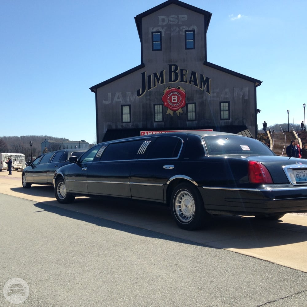 Lincoln Limo For Sale: Lincoln Stretch Limo 8 Passenger