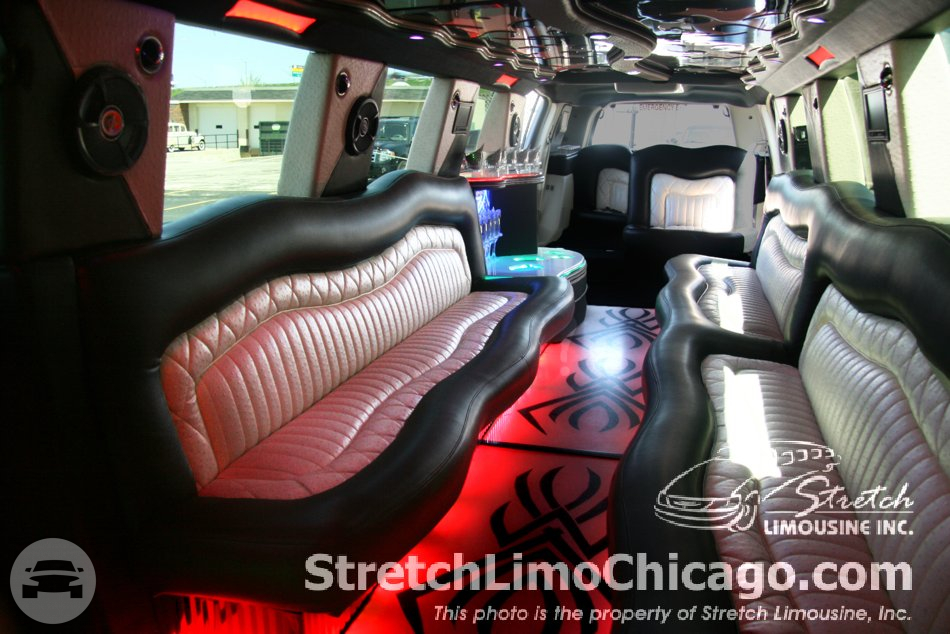Infinity QX56 SUV Limousine Limo  / Chicago, IL   / Hourly (Other services) $175.00